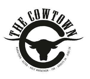 The Cowtown Marathon Logo